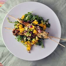 Cilantro Mango Chicken