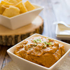 Madras Curry Dip